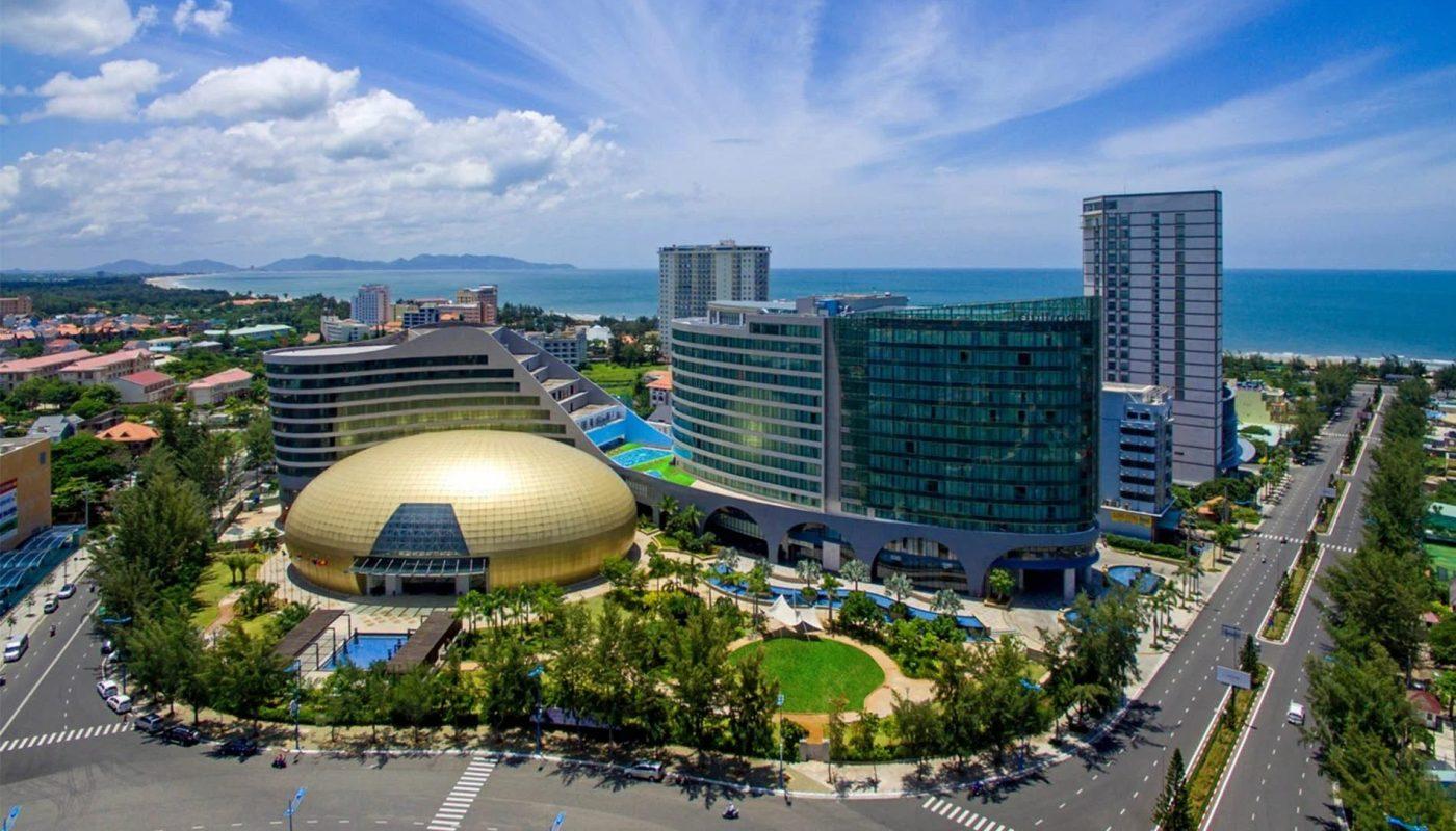 Permalink to: Khách sạn Pullman Hà Nội